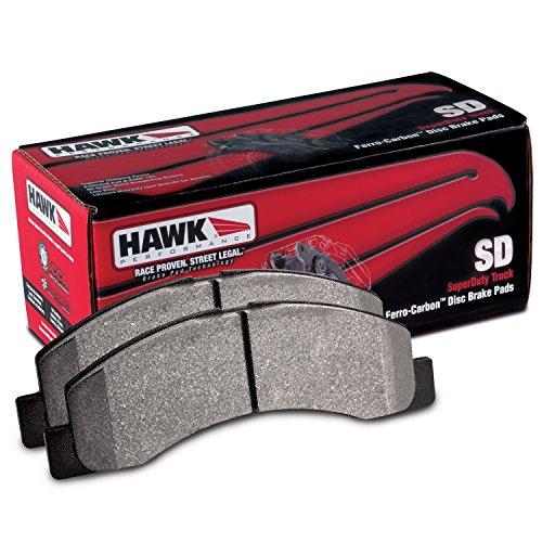 Hawk Performance HB299P.650 SuperDuty Brake Pad