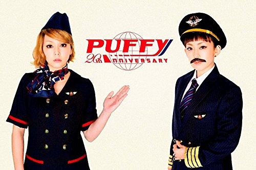 20th ANNIVERSARY BEST ALBUM 非脱力派宣言 (PUFFY×BEAMS限定盤A)
