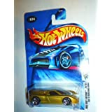 Hot Wheels 2004 First Editions 2001 B Engineering Edonis 74/100 GOLD 074 1:64 Scale
