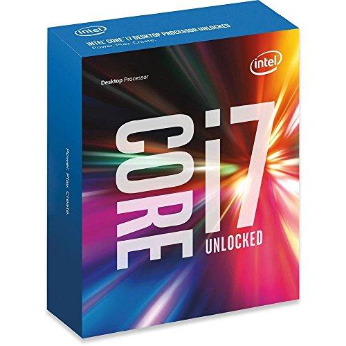 Intel Boxed Core i7-6900K Processor (20M Cache, up to 3.70 GHz) FC-LGA14A 3.2 8 BX80671I76900K