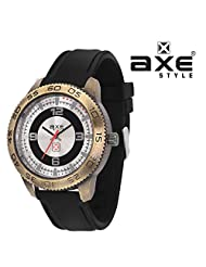 AXE Style Casual Analogue White Dial Men's Watch - X0142R_Antique Watch