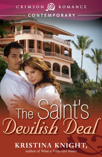 Book: The Saint's Devilish Deal by Kristina Knight