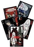 Deadman Wonderland Playing Cards