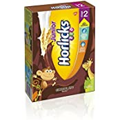 Junior Horlicks Stage 2 (4-6 Years) Health & Nutrition Drink - 500 G Refill Pack (chocolate Flavor)