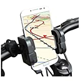 Gioiabazar Universal Bike Bicycle Mobile Cell Holder Stand Mount Bracket For All Phones
