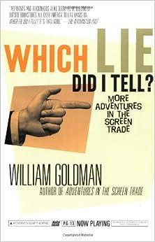 william goldman adventures in the screen trade