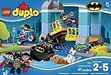 LEGO DUPLO Super Heroes 10599 Batman Adventure Building Kit
