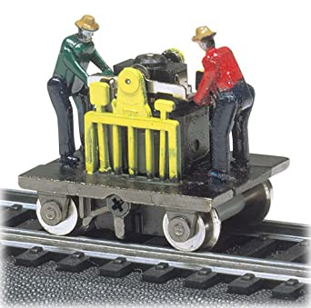 Amazon.com: Bachmann Trains Operating Gandy Dancer