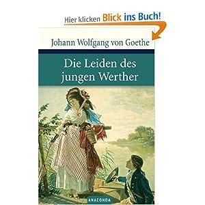 Die Leiden des jungen Werther: Amazon.de: Johann Wolfgang