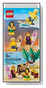 LEGO Minifigure Accessory Pack 850449 Hawaiian Luau