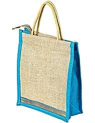 Multi-purpose Jute Carry Bag/lunch Bag/shopping Bag