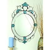 Venetian Design Decorative Crown Wall Mirror