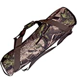 Camouflage 31.4 X 7.8 X 5 Inch Padded Nylon Camera Tripod Bag Light Stand Case Carry Travel For Manfrotto Velbon...
