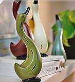 Su @ da bebé pato/creativo/hogar/vida/decoración/adornos/resina/escritorio colección/25cm/un conjunto de cinco picture