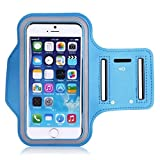 Sport Running Jogging GYM Armband Case Cover Holder For IPhone 6 Plus 5.5 Inch, Water Resistant, Sweat Proof,... - B00PDDSTCK