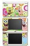 Spongebob Squarepants Sponge Bob Patrick Gummy Bear Toy Cartoon Video Game Vinyl Decal Skin Sticker Cover for Nintendo DSi XL System