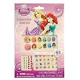 Disney Princess 65 Piece Decorative Nail Art Kit