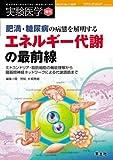 肥満・糖尿病の病態を解明するエネルギー代謝の最前線―ミトコンドリア・脂肪細胞の機能理解から臓器間神経ネットワークによる代謝調節まで (実験医学増刊 Vol. 27-7)