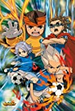 Aim 108 Large Piece Inazuma Eleven! Top of the World!! 108-l305 by Ensky