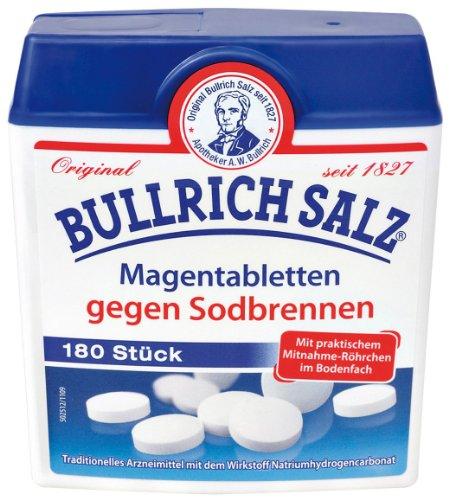 Bullrich Salz Magentabletten, 180 St
