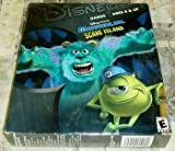Disney Pixar Monsters, Inc. Scare Island and Scream Team Training