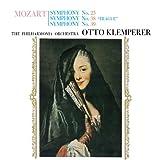 モーツァルト:交響曲第25番&第36番&第39番