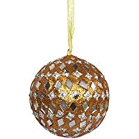 Dungri India Craft Decorative Christmas Ornament - Holiday Decorations Hanging Christmas Tree Ornaments Xmas Gift... - B01LLIEC3U