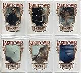 Hobbit Desolation Of Smaug Complete Laketown Acetate Chase Card Set LT1-6