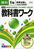 中学教科書ワーク 教育出版版 自然の探究 中学校理科 1年