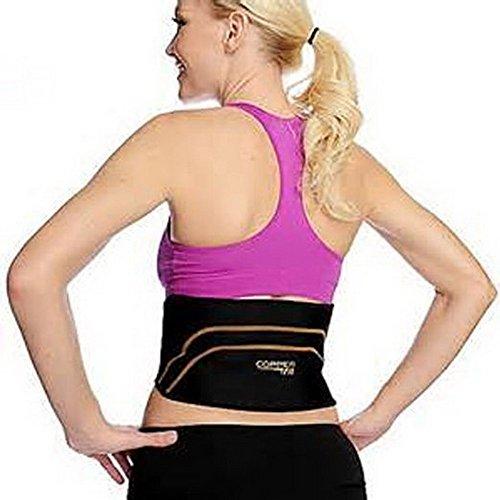 Copper Fit Back Pro Compression Lower Back Support Belt Lumb