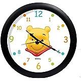 Disney Winnie The Pooh Digital Printed Round Analog Wall Clock