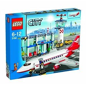 """Spielzeug Schnapper: LEGO City """"Großer Flughafen"""" für 70 €!"""