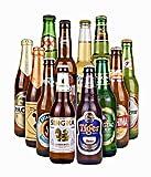 In 12 Bieren um die Welt – Biersammlung zum lecker Trinken!