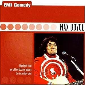Max Boyce - Emi Comedy - Amazon.com Music