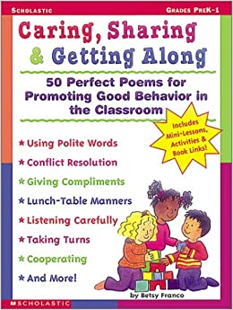 Amazon.com: Caring, Sharing & Getting Along (Grades PreK-1