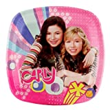 iCarly Pocket Dessert Plates (8 count)