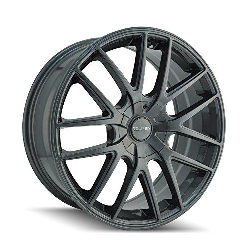 Touren TR60 3260 Wheel with Gunmetal Finish (18×8″/5x110mm)