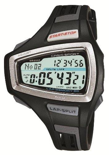 [カシオ]CASIO 腕時計 PHYS フィズ ランナーウォッチ LAP MEMORY60 STR-900J-1JF
