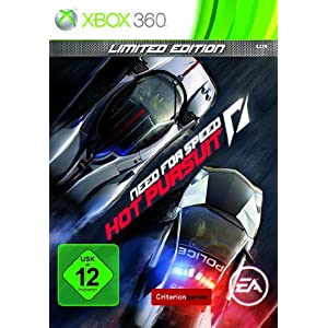 Need for Speed: Hot Pursuit [PS3, Xbox 360]