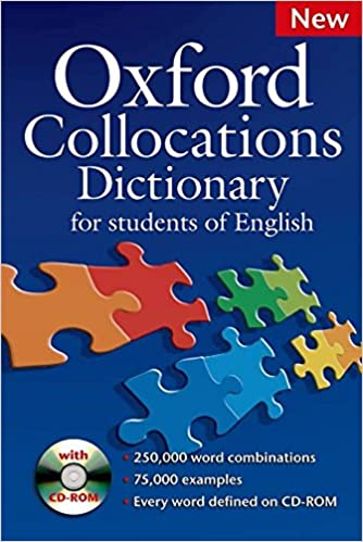 tu dien Oxford Collocation Dictionary