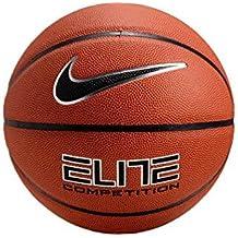 New NIKE Nike Elite Competition 8-panel Basketball Ball Bb0446-801 Size 7 - 29. 5