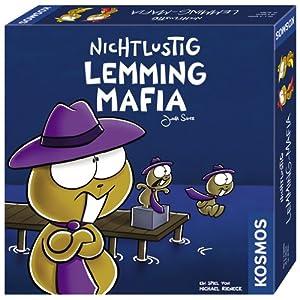 NichtLustig Lemming-Mafia von Kosmos [Gesellschaftsspiel] für 14,98 €