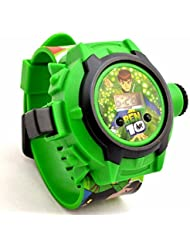 Ben 10 Projector Watch For Kids (24 Images)