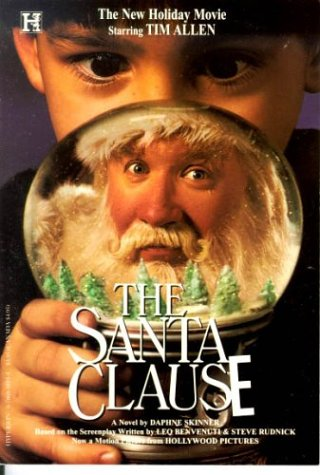 The Santa Clause Movie -shop for Blu-ray, DVD, and Movie-themed products