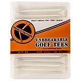 "Unbreakable Golf Tees - 2.7/8"" - Box Of 15"