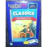 Leap Pad Pro Classics * The Wizard Of Oz * Book & Cartridge