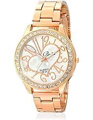 Botti Rose Gold Dial Analog Watch For Women -BOT-0024