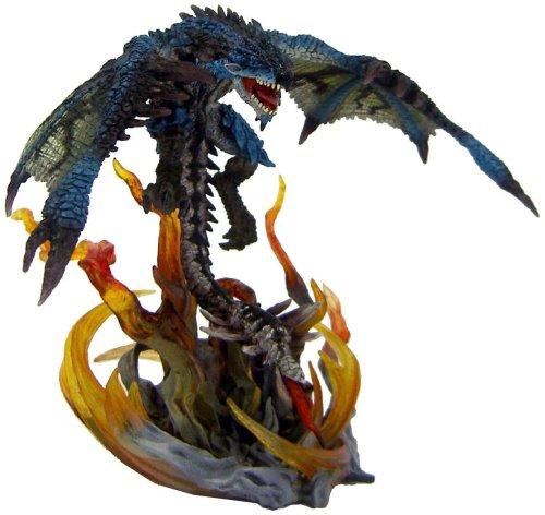 monster hunter dvol : fire dragon