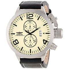 Invicta Mens 3449 Corduba Collection Oversized Chronograph Watch