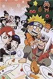 Naruto Cloth Wall Scroll Poster X353 Jiraiya (Fabric Cloth)